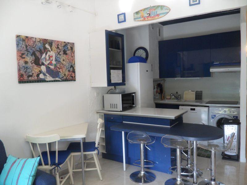 Cuisine américaine Location Appartement 5542 Cannes