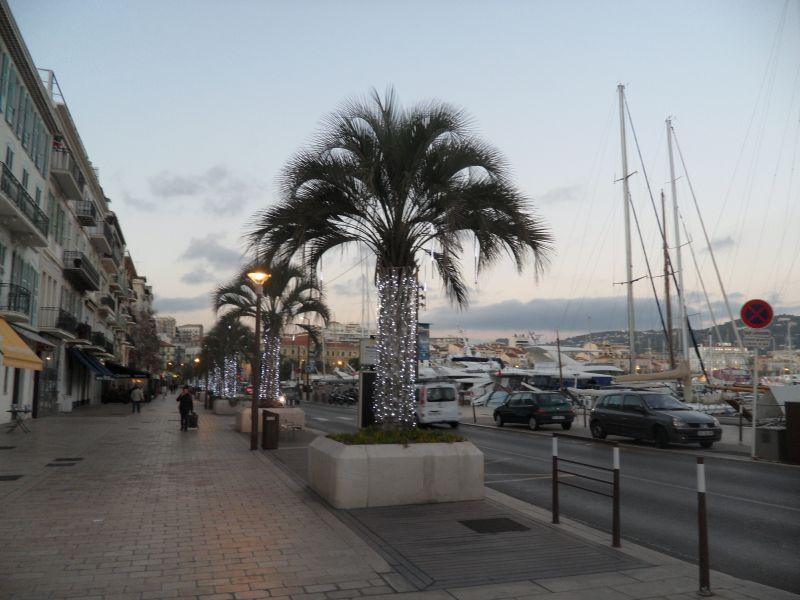 Vue à proximité Location Appartement 5542 Cannes