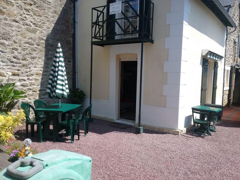 Vue extérieure de la location Location Maison 55527 Dinard