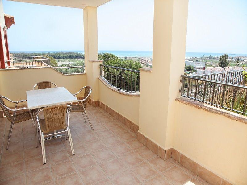 Terrasse Location Appartement 55866 Vera