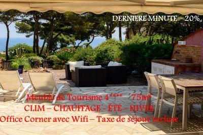 Location Maison 55913 Agay