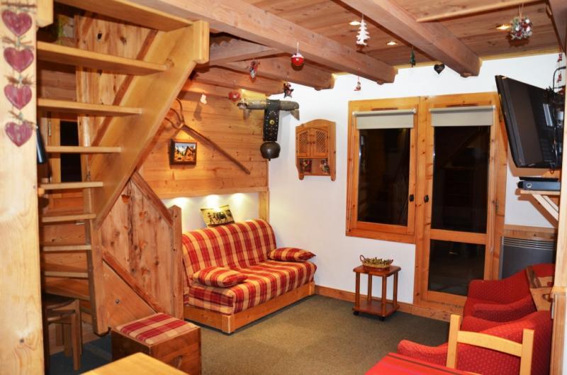 Séjour Location Appartement 55934 Valmorel