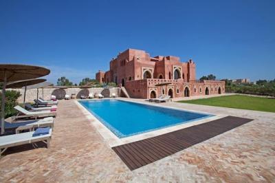 Vue ext�rieure de la location Location Villa 56052 Essaouira