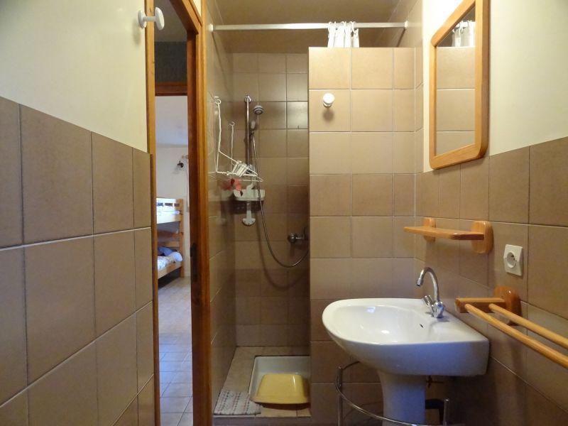 salle de bain 2 Location Chalet 56090 La Plagne