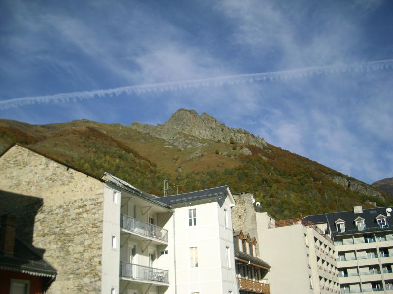 Vue du balcon Location Appartement 56119 Cauterets