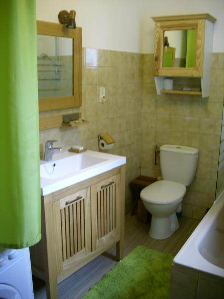 salle de bain Location Appartement 56119 Cauterets