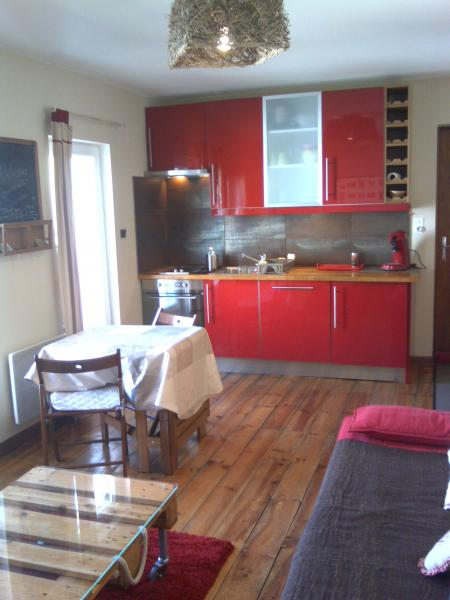 Coin cuisine Location Appartement 56119 Cauterets
