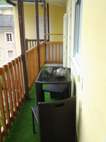 Balcon Location Appartement 56119 Cauterets