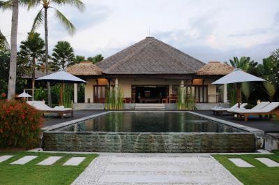 Vue extérieure de la location Location Villa 56188 Singaraja