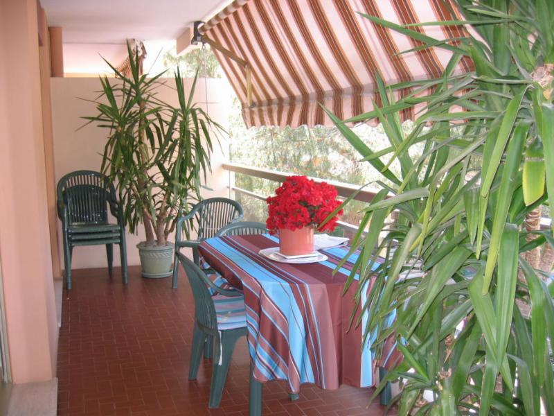 Balcon Location Appartement 5623 Saint Raphael