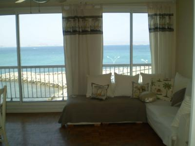 Vue depuis la location Location Appartement 56593 Marseille