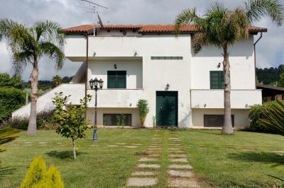 Vue depuis la location Location Appartement 56650 Tropea
