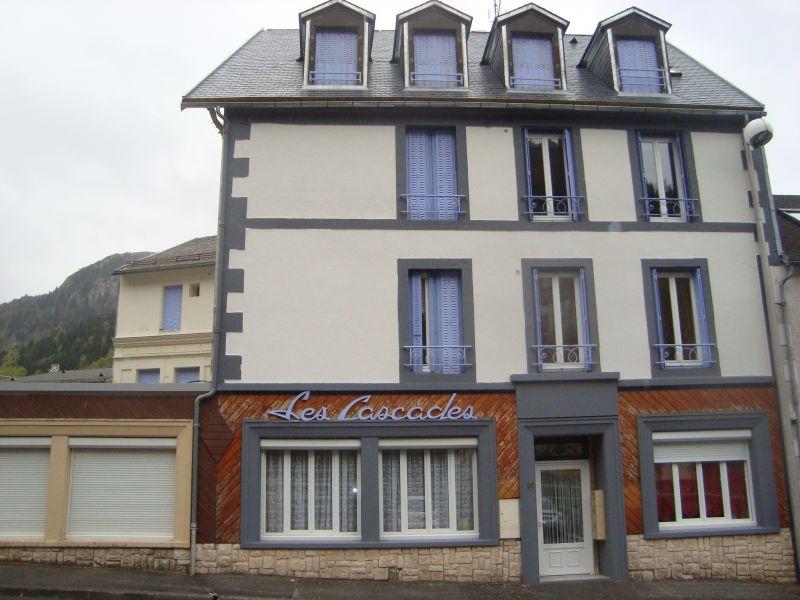 Vue extérieure de la location Location Appartement 56666 Le Mont Dore