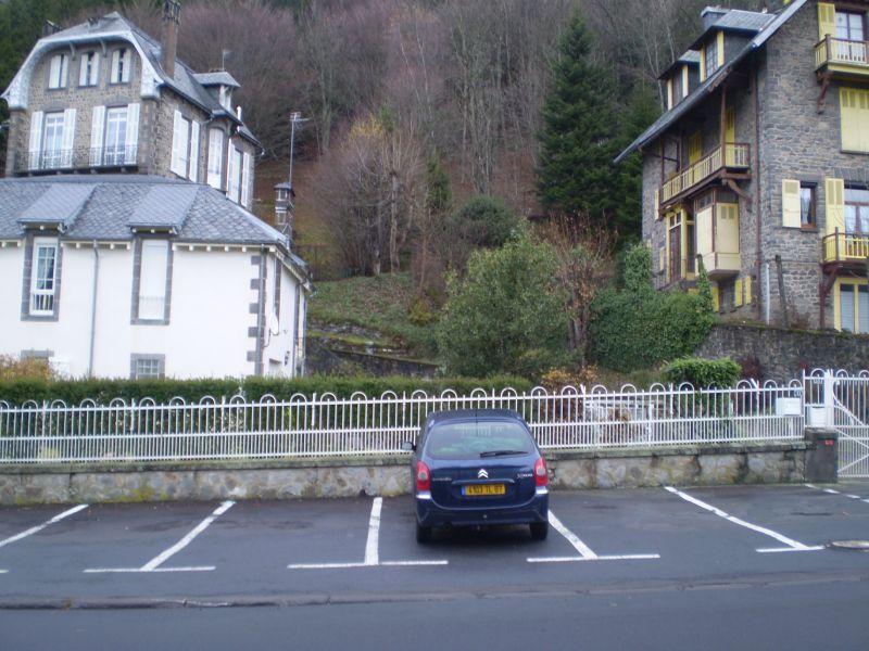 Vue depuis la location Location Appartement 56666 Le Mont Dore
