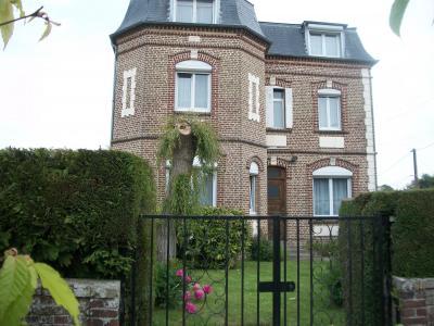 Vue extérieure de la location Location Gite 56868 Saint Valéry sur Somme