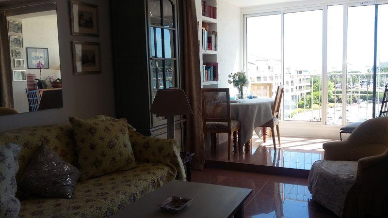 Séjour Location Appartement 5689 Saint Tropez