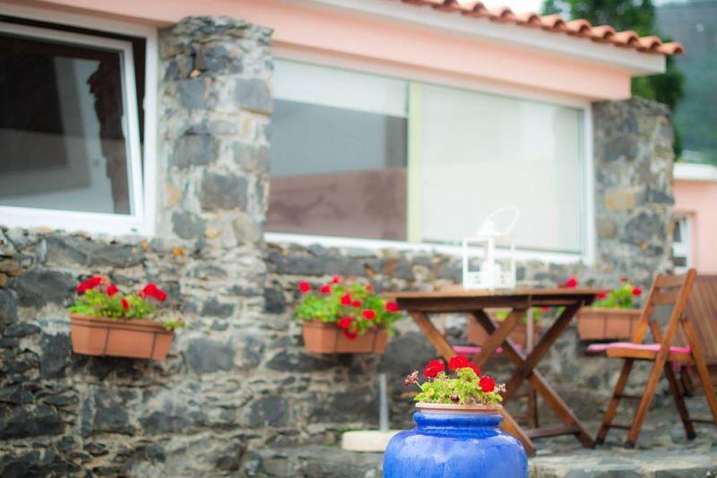 Vue extérieure de la location Location Bungalow 57060 Funchal
