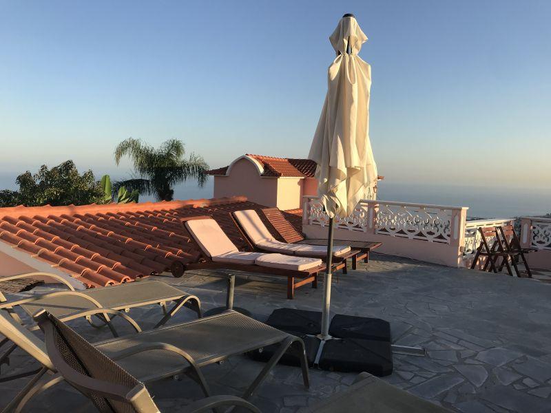 Vue de la terrasse Location Bungalow 57060 Funchal