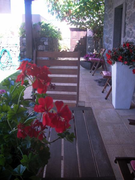 Entrée Location Bungalow 57060 Funchal