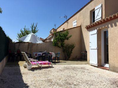 Jardin Location Villa 57289 Saint Cyprien Plage
