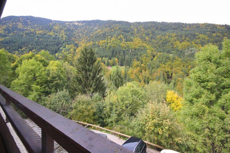 Vue du balcon Location Appartement 57389 Saint Jean d'Aulps- La Grande Terche
