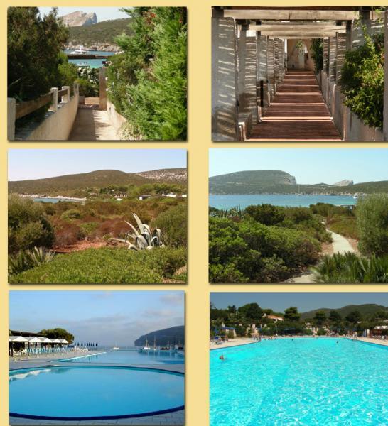 Vue autre Location Villa 57483 Alghero