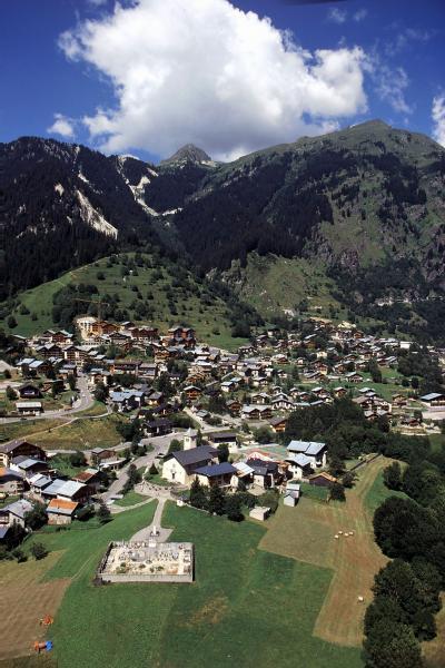 Vue autre Location Chalet 577 Champagny en Vanoise
