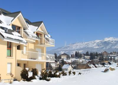 Vue ext�rieure de la location Location Appartement 57741 Villard de Lans - Corren�on en Vercors