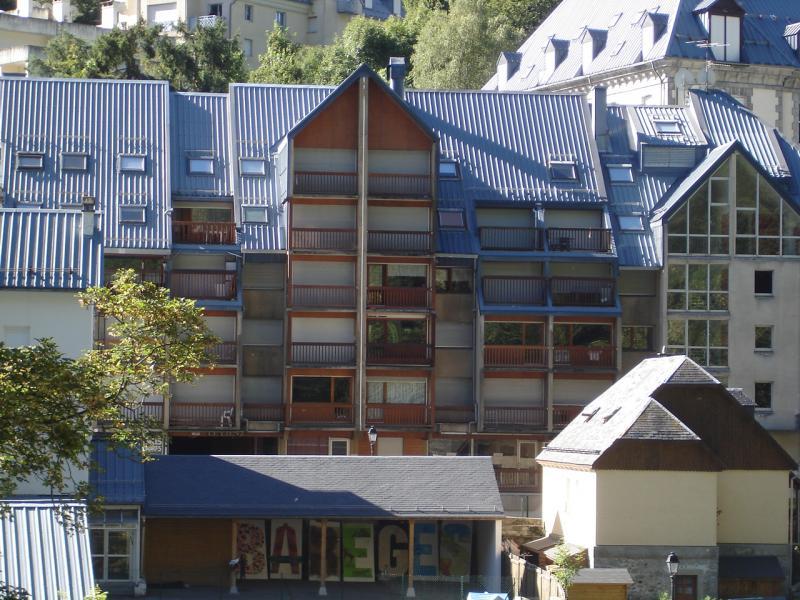 Vue extérieure de la location Location Appartement 57878 Barèges