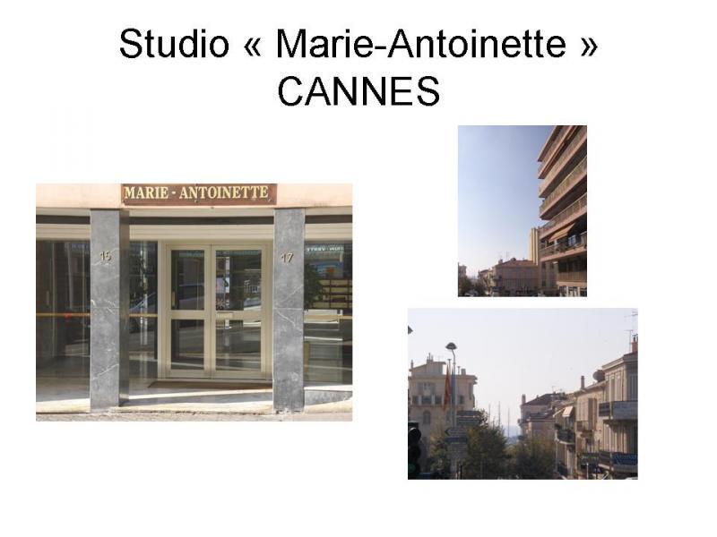 Location Studio 57974 Cannes