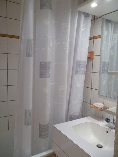 salle de bain Location Studio 57992 La Plagne