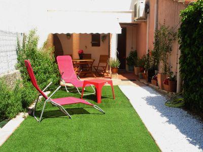 Jardin Location Appartement 5805 Hyères