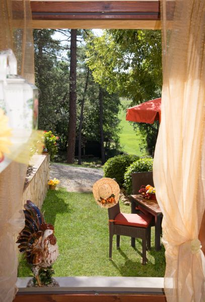 Jardin Location Appartement 58105 Gambassi Terme