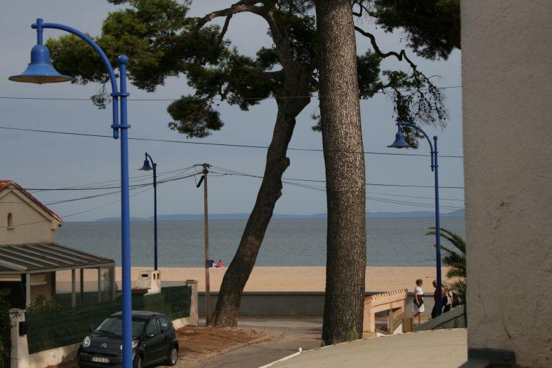 Vue du balcon Location Appartement 5818 Hyères