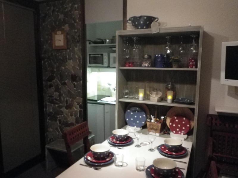 Cuisine indépendante Location Studio 58187 La Plagne