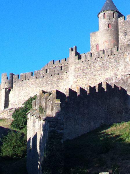 Vue autre Location Gite 58227 Carcassonne
