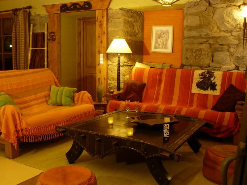 Salon Location Gite 58333 Le Lioran