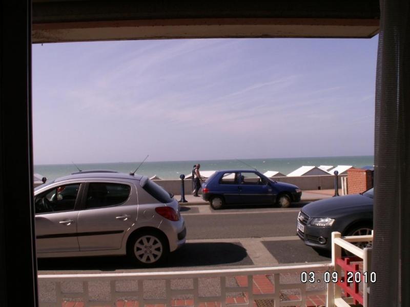 Vue de la terrasse Location Studio 58355 Mers Les bains