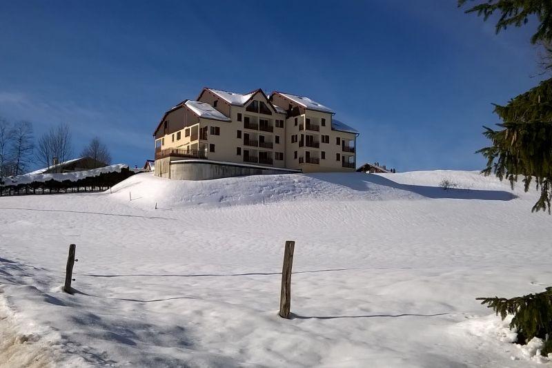 Vue extérieure de la location Location Appartement 58502 Les Rousses