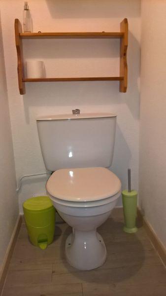 WC séparé Location Appartement 58502 Les Rousses