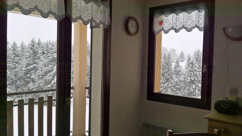 Vue depuis la location Location Appartement 58502 Les Rousses