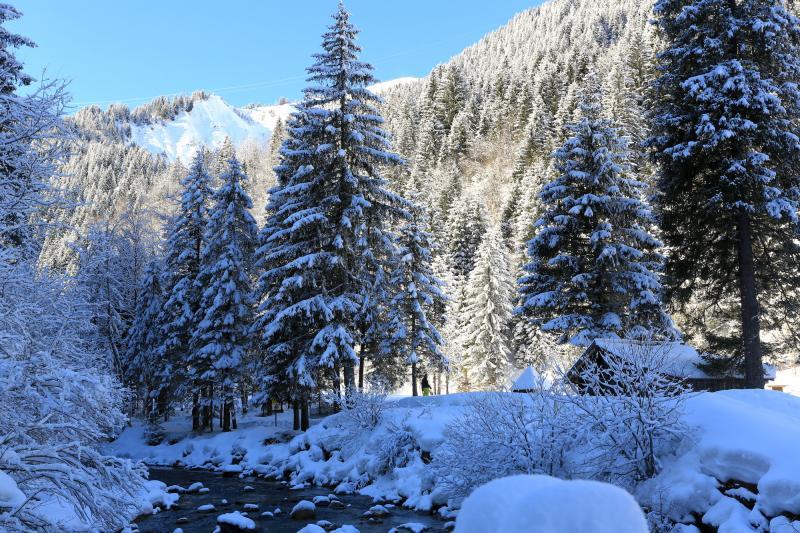 Vue autre Location Appartement 58539 Saint Gervais Mont-Blanc