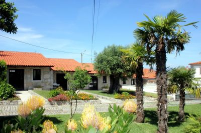 Vue ext�rieure de la location Location Gite 58600 Viana Do castelo
