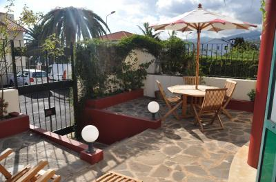 Vue de la terrasse Location Appartement 58610 Funchal