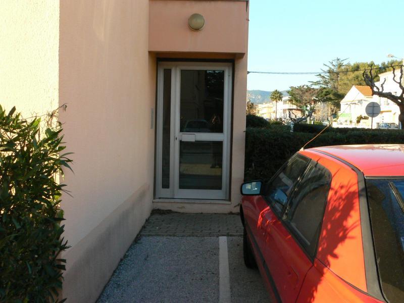 Entrée Location Appartement 5865 Sanary