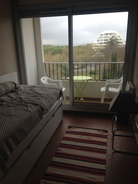 chambre 2 Location Appartement 58650 La Grande Motte