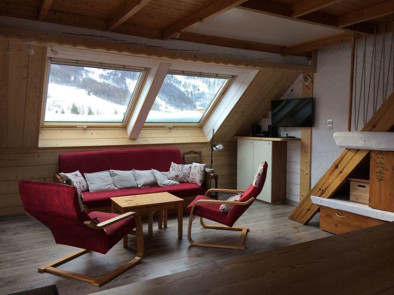 Séjour Location Appartement 58839 Serre Chevalier