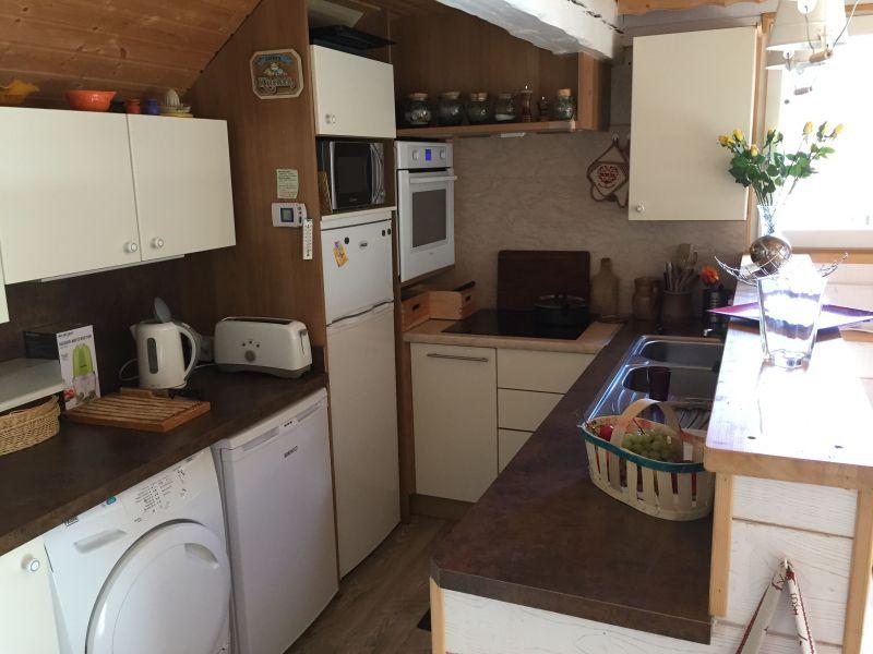 Cuisine américaine Location Appartement 58839 Serre Chevalier