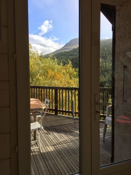 Terrasse Location Appartement 58839 Serre Chevalier