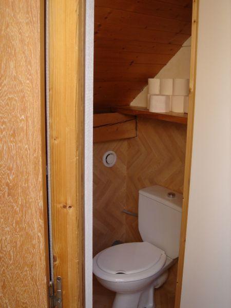 WC séparé Location Appartement 58839 Serre Chevalier